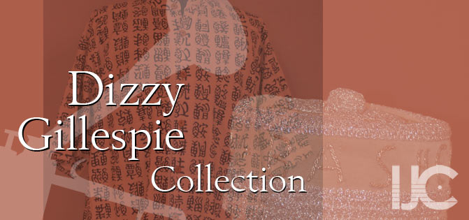 Dizzy Gillespie Collection, IJC
