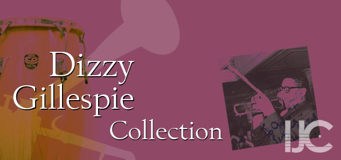 Dizzy Gillespie Collection, IJC - International Jazz Collection
