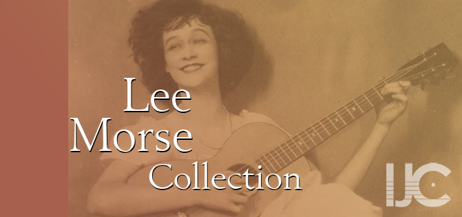 Lee Morse Collection, IJC - International Jazz Collections